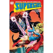 DC Comics - Daring Adventures Of Supergirl Vol 02