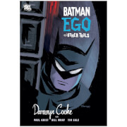 DC Comics - Batman Ego And Other Tails Dlx Ed Hard Cover