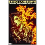 Vertigo - Girl Who Played With Fire Hard Cover