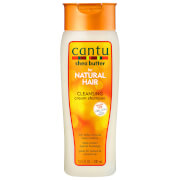 Купить Cantu Shea Butter for Natural Hair Sulfate-Free Cleansing Cream Shampoo 400ml