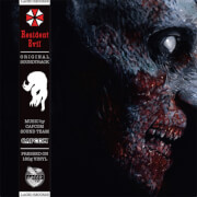 Laced Records - Resident Evil (Original Soundtrack) 2xLP