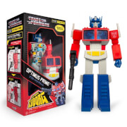 Super7 Transformers Super Cyborg - Optimus Prime