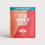 Clear Whey Isolate (Échantillon) - 24g - Peach Tea