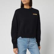 Golden Goose Deluxe Brand Women's Fureshia Sweatshirt - Black/Kimono Patch - S - Black