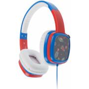 Kitsound Mini Movers Children's Headphones - Blue