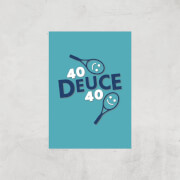 40 Deuce 40 Art Print - A3 - Print Only