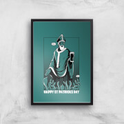 St. Patricks Day Art Print - A4 - No Hanger