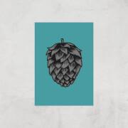 Hop Art Print - A3 - No Hanger