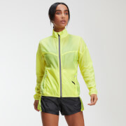 MP Women's Training Reflective Windbreaker - Limeade