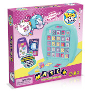 Top Trumps Match Board Game - Pikmi Pops Edition