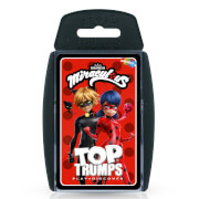 Image of Top Trumps Card Game - Miraculous Edition