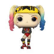 Birds of Prey Harley Quinn (Roller Derby) Pop! Vinyl Figure