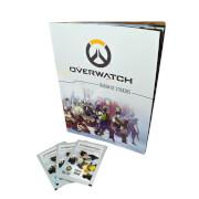 Overwatch Sticker Starter Pack plus Sticker Box (50 Packs)