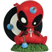 Gentle Giant Marvel Animated Mini-Heroes Deadpool PVC Statue - 7.5cm