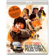 Jackie Chan's Police Story & Police Story 2 - 2-Disc Blu-Ray