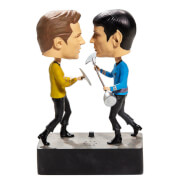 Star Trek Amok Time Kirk vs. Spock Bobble Heads