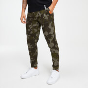 Rest Day Men's Cargo Joggers - Camo
