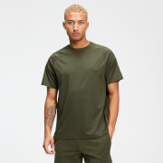 MP Rest Day Men's Double Tape Tricot T-Shirt - Army Green