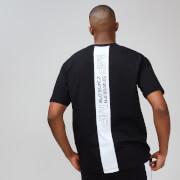 T-shirt graphique à rayures MP Rest Day pour homme - Noir - XXL
