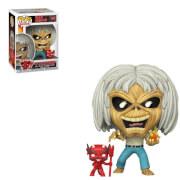 Figurine Pop! Rocks Eddie Version Number Of The Beast - Iron Maiden