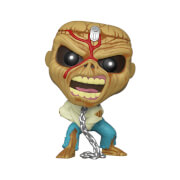 Pop! Rocks Iron Maiden Eddie Piece of Mind Version Pop! Vinyl Figure