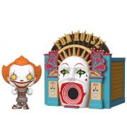 Figura Funko Pop! Town - Pennywise Demoniaco Con Funhouse - IT: Capítulo 2