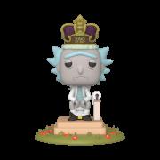 Figurine Pop! Deluxe King Rick - Rick Et Morty