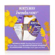 Купить Burt's Bees Botanical Blend Nourishing Hand and Lip Kit - Lavender & Honey
