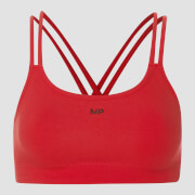 MP Essentials Jersey Bra - Danger