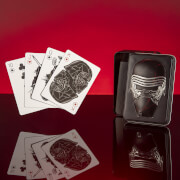 Star Wars Episode 9 Playing Cards in Shaped Tin