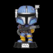 Figura Funko Pop - Mandaloriano Infantería Pesada - Star Wars: El Mandaloriano