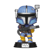 Star Wars The Mandalorian Heavy Infantry Mandalorian Pop! Vinyl Figure