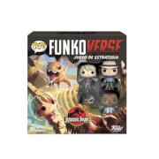 Funkoverse Jurassic Park Strategy Game (Spanish)
