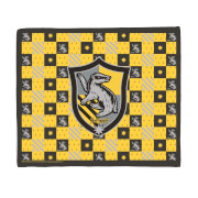 Harry Potter Hufflepuff Fleece Blanket