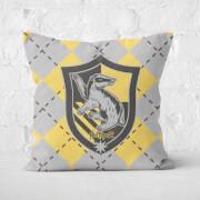 Harry Potter Hufflepuff Square Cushion