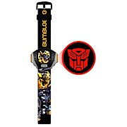 Transformers 2 Projection LCD Watch