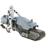 Hasbro Star Wars Galaxy of Adventure E9 Vehicle