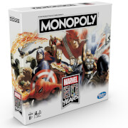 Image of Monopoly - Marvel 80th Anniversary Edition