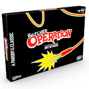 Hasbro Botched Operation Board Game