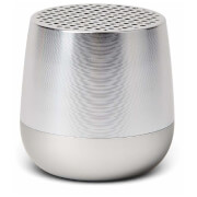 Lexon MINO Bluetooth Speaker - Polish Aluminium