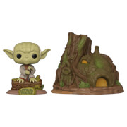 Star Wars Empire Strikes Back Yoda's Hut Pop! Town