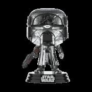 Star Wars: Rise of the Skywalker - Knights of Ren Blaster (Hematite Chrome) Pop! Vinyl Figure