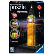 Ravensburger Big Ben Night Edition 3D Jigsaw Puzzle (216 Pieces)