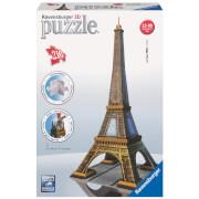 Image of Ravensburger Eiffel Tower Building 3D Jigsaw Puzzle (216 Pieces)
