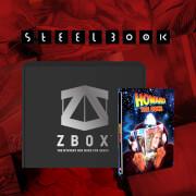 Mystery Zavvi UK Exclusive Marvel SteelBook x ZBOX