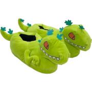 Rugrats Reptar Plush Slippers