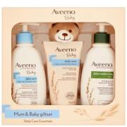 Aveeno Mum & Baby Giftset фото
