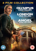 Olympus/London/Angel Has Fallen Triple Boxset