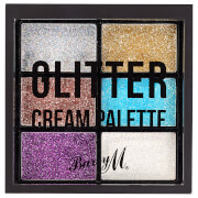 Barry M Cosmetics Glitter Cream Palette 2  - Купить
