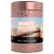 maybelline new york brooklyn brunch gift set (worth £29.97)